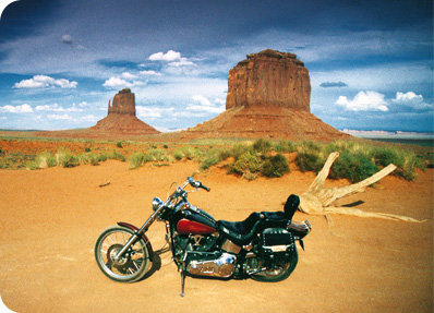 geführte motorradtouren usa